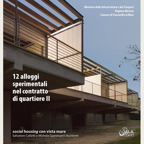 12 alloggi sperimentali nel contratto di quartiere II
